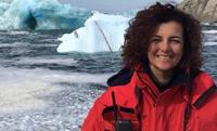 Paola DelCarlo - Missione Antartide