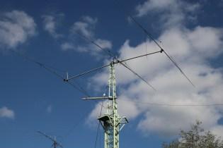 3 el yagi for 14 Mhz