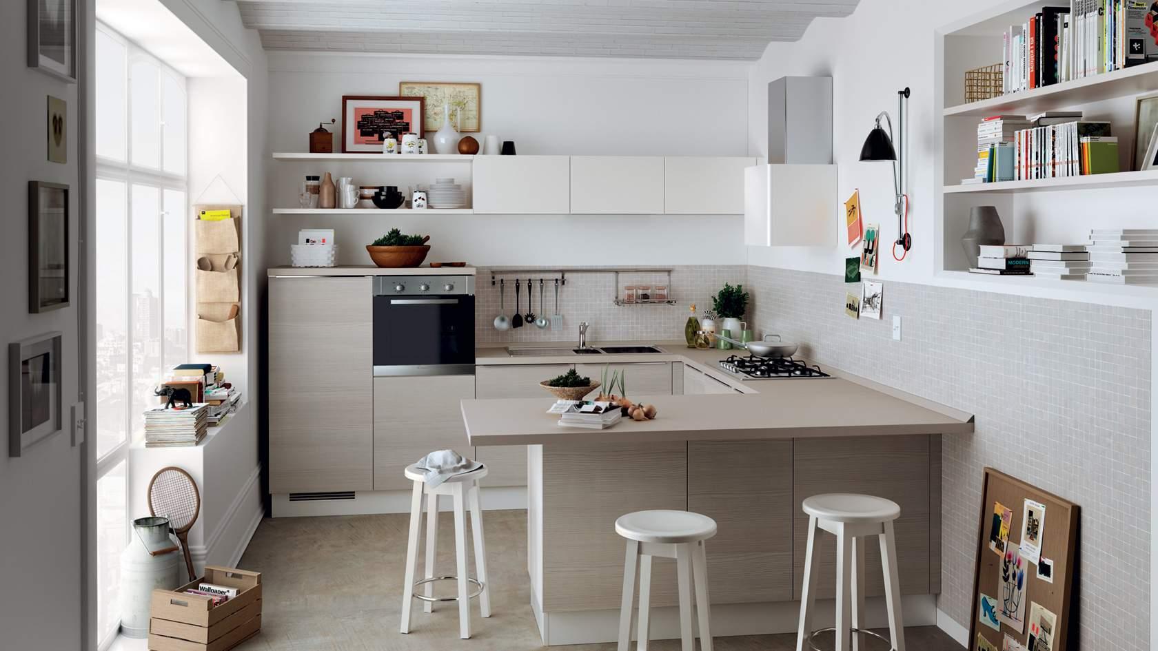 Urban & Urban Minimal Cucina | Piacentini Arredamenti