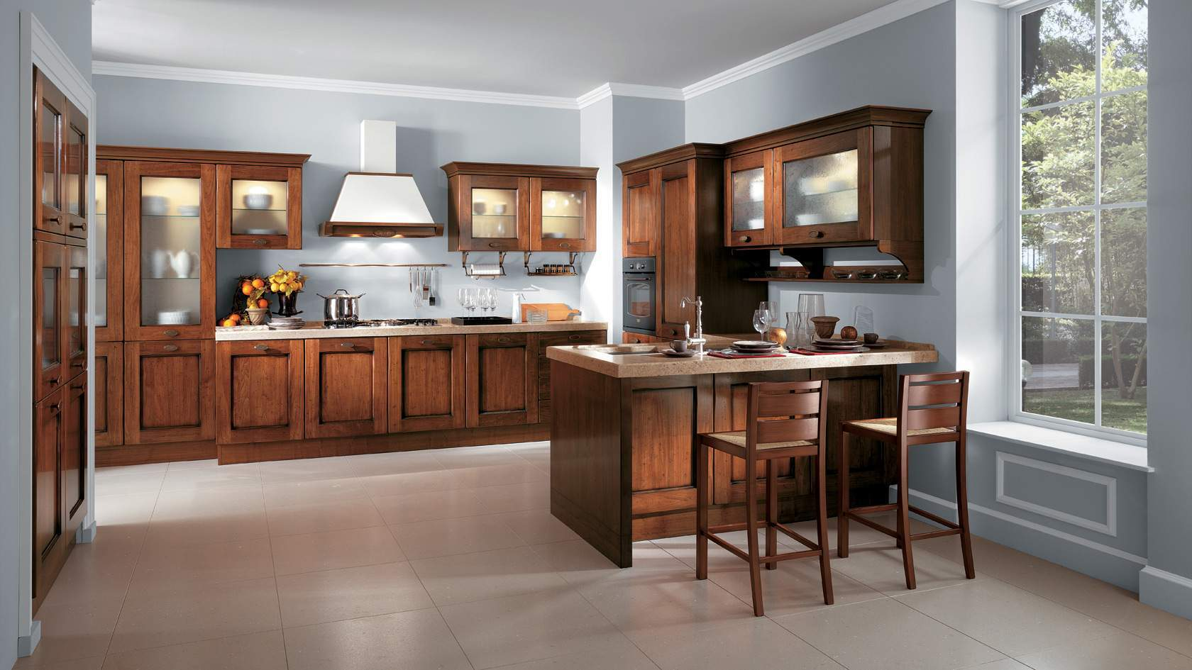 Accessori Cucine Scavolini. Awesome Kal Cucina Moderna With ...