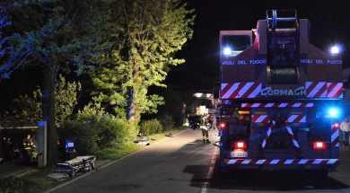 Incidente a Rivergaro (foto Gazzola) (11)
