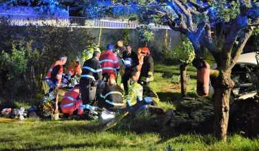 Incidente a Rivergaro (foto Gazzola) (8)