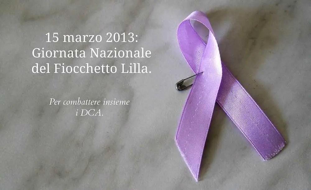 Firenze, il Meyer si colora per la 'Giornata nazionale del fiocchetto lilla'