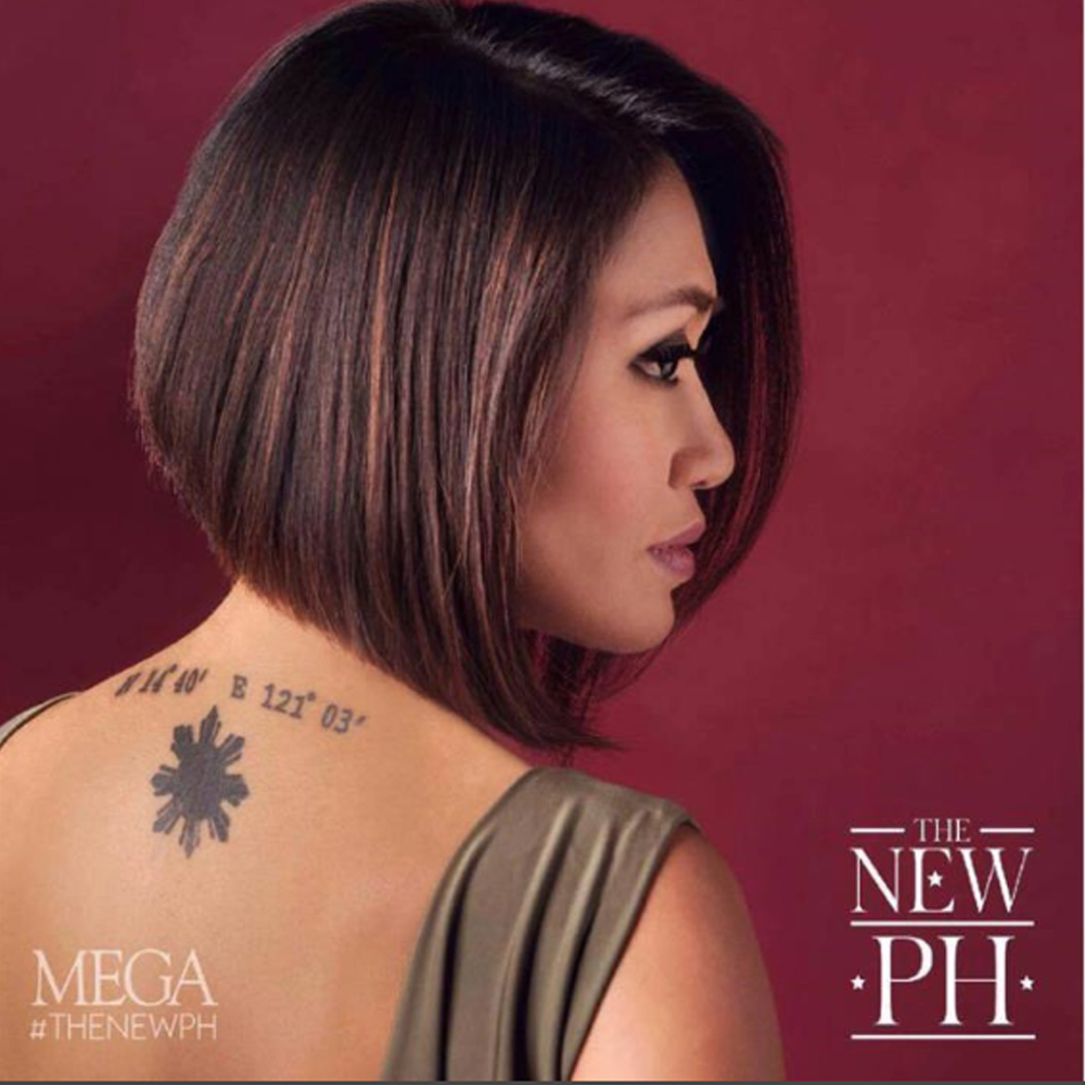 Mega Magazine the new PH campaign