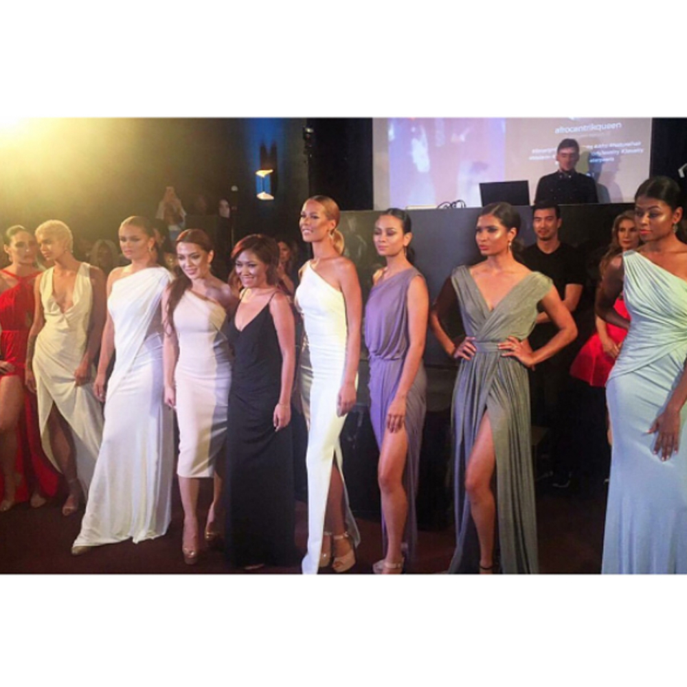 Beverly Hills fashion night presented by MTS development as a Preview to NYFW