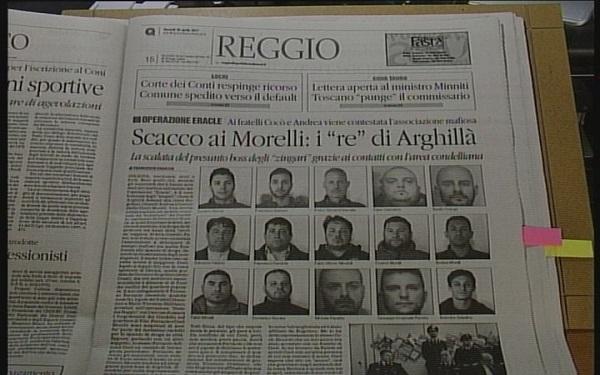Rassegna Stampa 28 Aprile 2017 ( con la notizia dell'operazione recherche 2 )