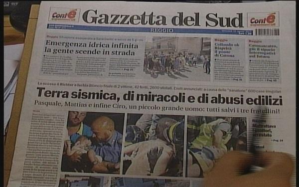 Rassegna Stampa 23 Agosto 2017
