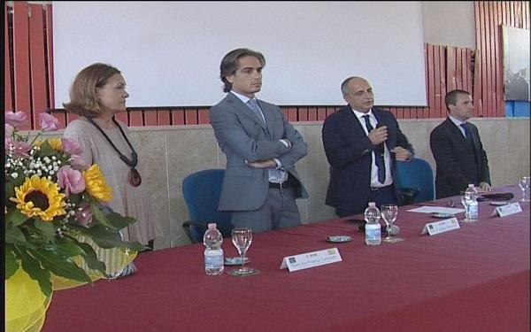 Gioia Tauro, il Sindaco metropolitano Falcomata' e il delegato Marino augurano buon anno scolastico agli studenti del Severi
