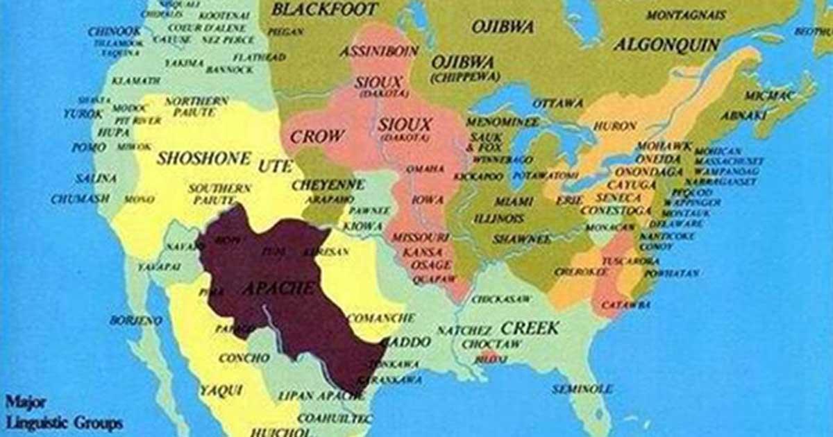 Perché questa mappa non c'è nei libri di storia?