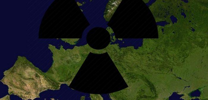 Una nube radioattiva è passata sull'Europa alla fine di gennaio 2017?!