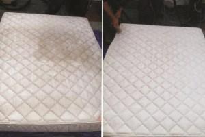 Questo trucco farà ritornare il tuo materasso come nuovo
