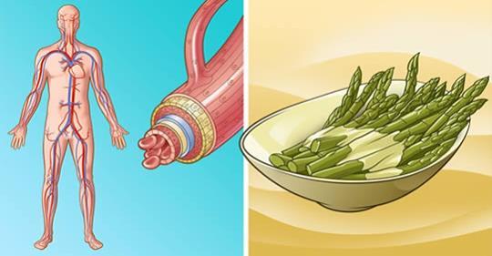 10 alimenti che puliscono le arterie e proteggono il cuore