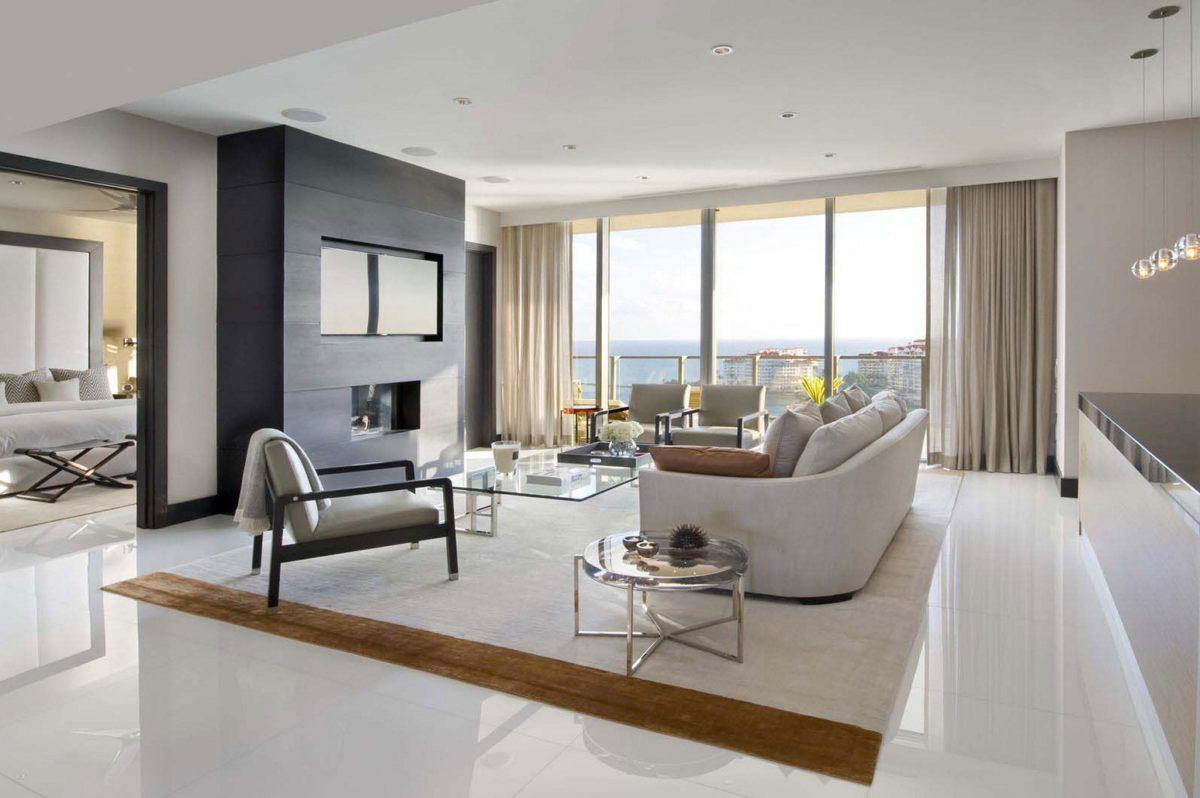 Elemento determinante nell'aspetto estetico degli ambienti, le tende da soggiorno. Tende Soggiorno