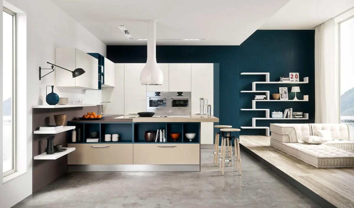 Il bianco è un colore/non colore, per cui si adatta bene ad ogni tipo di ambiente e. Colore Perfetto Per Le Pareti Della Cucina
