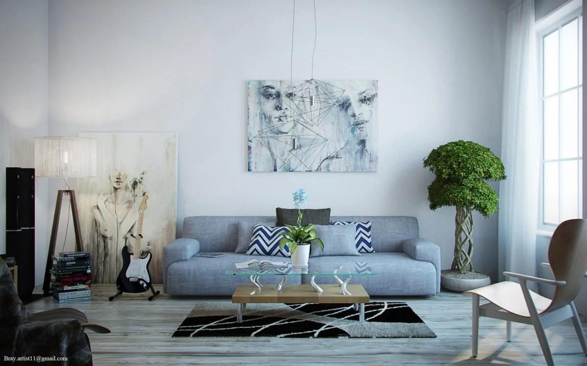 I colori ideali per il soggiorno con angolo cottura. Colori Pareti Soggiorno Dal Classico Al Moderno