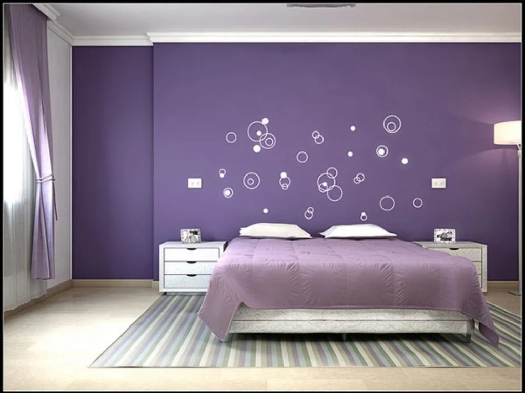 camera da letto, pareti lilla camera da letto foto grigie idee camera da letto grigio chiaro e azzurro biancheria camera da letto grigio luce pareti luce gra ; Colore Lilla Come Usarlo Per Arredare Casa