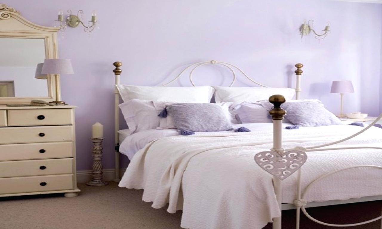 5 idee creative per la parete dietro il letto chasing the. Colore Lilla Come Usarlo Per Arredare Casa