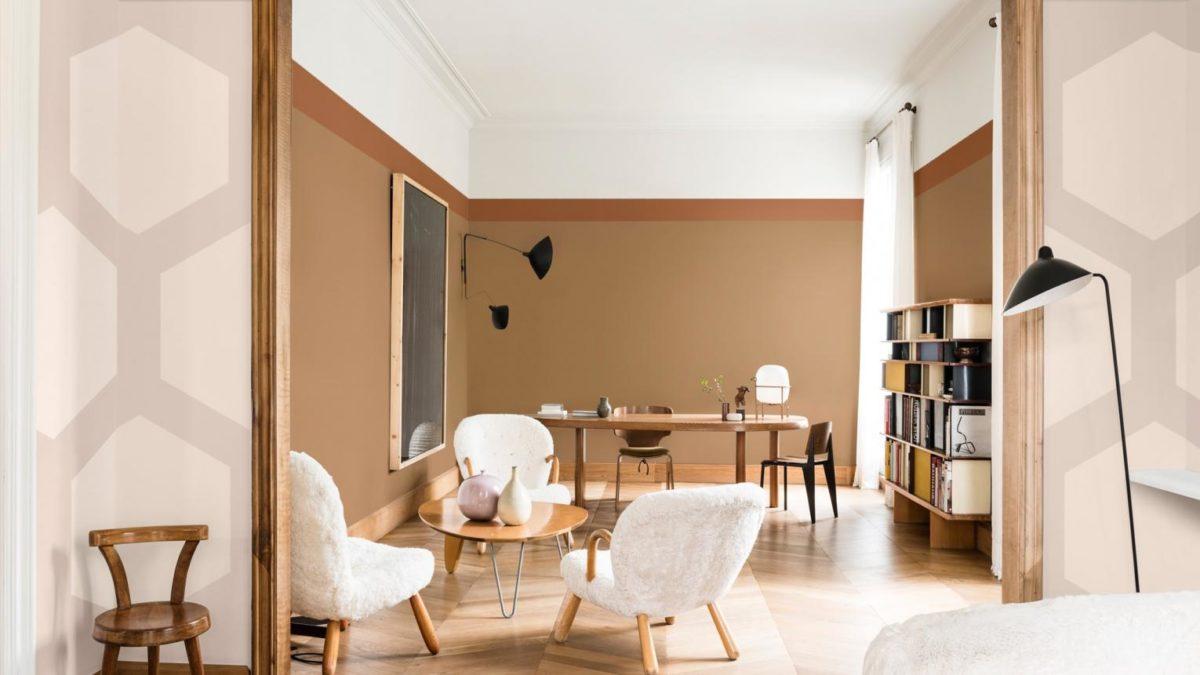 I colori sabbia sono una delle maggiori tendenze moderne per le pareti della. Il Tocco Di Eleganza Con Le Pareti Color Sabbia