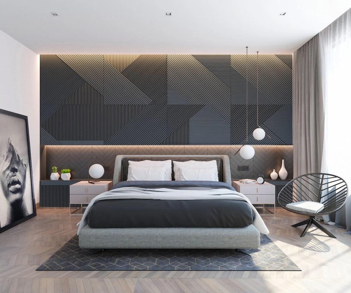 La camera da letto è la stanza dove dormire e riposare. Colori Ideali Per La Camera Da Letto Moderna