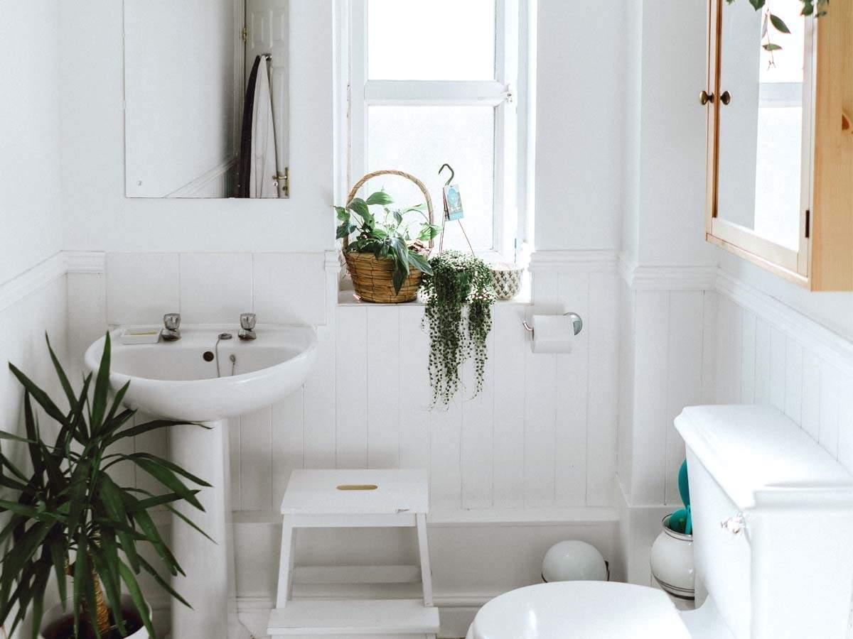 Rinnovare il bagno con pochi soldi, e in poco tempo, si può. Abbellire Un Bagno Vecchio 10 Idee Low Cost