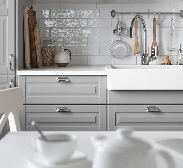 4.3 cucine shabby chic di colore bianco ester di aurora; Catalogo Cucine Ikea 2021