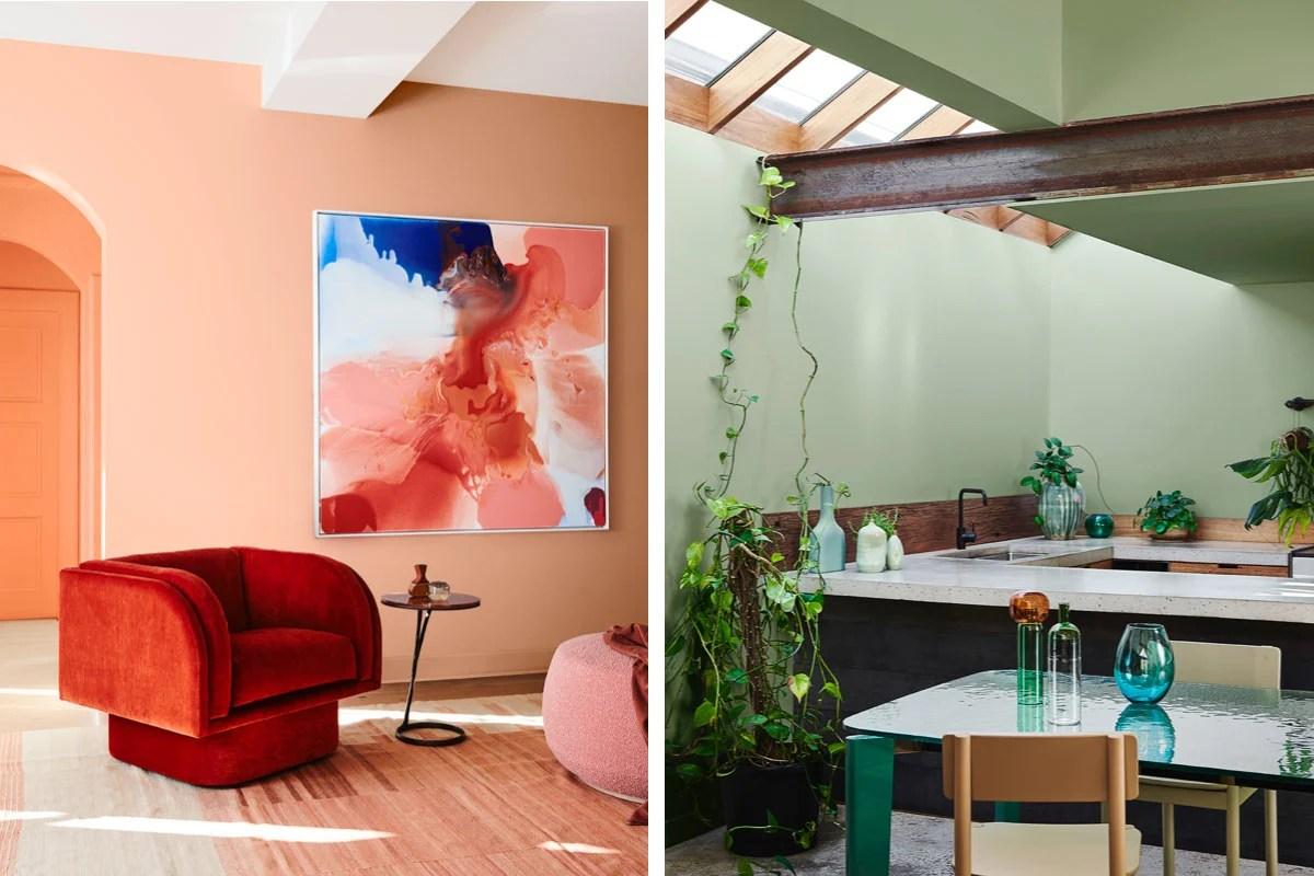 Scegliere il colore per le pareti e i rivestimenti della cucina ti sembra difficile? Colori Di Tendenza 2021 Per Le Pareti Quali Scegliere E Perche