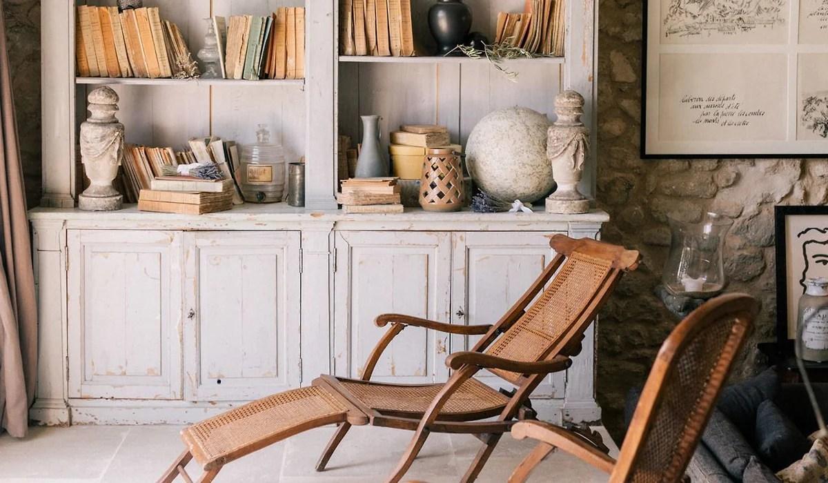 mobili alto antiquariato (fino al xviii° secolo) (4) secretaire (2) Stile Provenzale Scopri I Colori Da Scegliere Per Casa