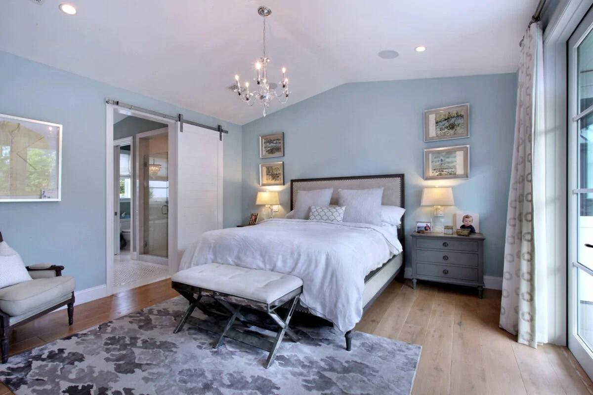 Nelle pareri del soggiorno è ideale per mettere in risalto zone particolari della stanza, dipingendo quindi singole pareti in corrispondenza di. Camera Da Letto Color Carta Da Zucchero