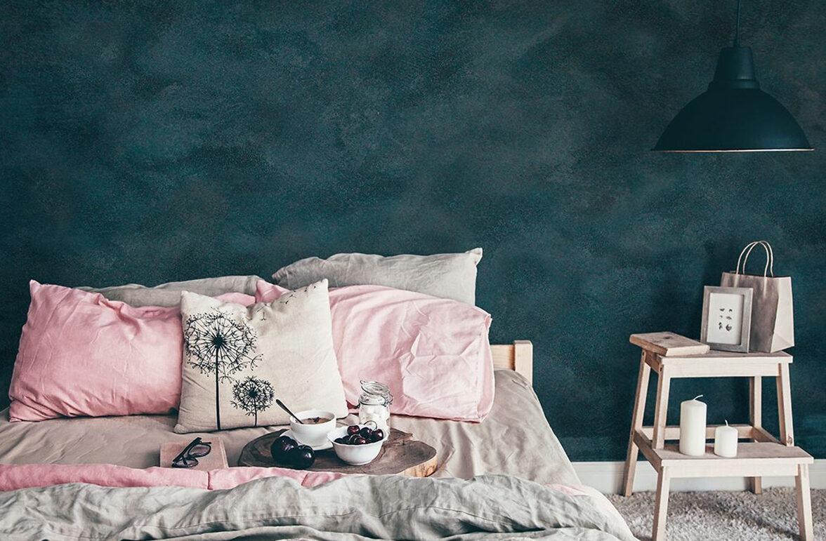 Volete dipingere le pareti della vostra camera da letto e cercate idee e suggerimenti su quale tonalità e colore scegliere? Pitture Decorative Per La Camera Da Letto 3 Tecniche Da Scoprire
