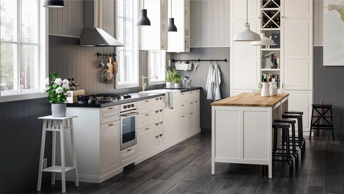 Quali sono le prerogative dell'arredamento provenzale? Cucina In Stile Provenzale Con Ikea