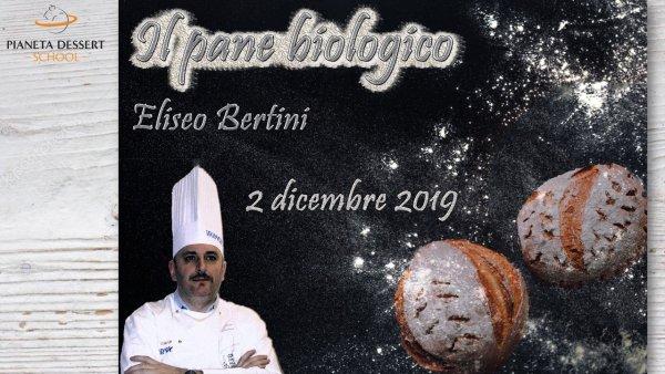 Il pane biologico con Eliseo Bertini