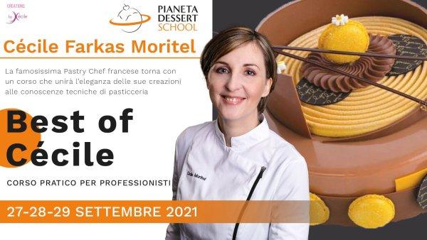 Cecile Farkas Moritel Pianeta Dessert School 2021_SETTEMBRE