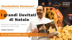 Giambattista Montanari_NOVEMBRE 2021 Pianeta Dessert School