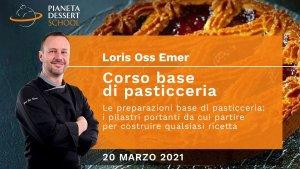 Loris Oss Emer corso base 20 marzo 2021