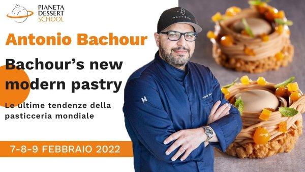 Antonio Bachour Pianeta_Dessert School