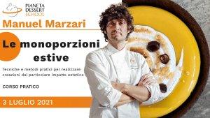 Manuel Marzari_Pianeta Dessert School luglio2021