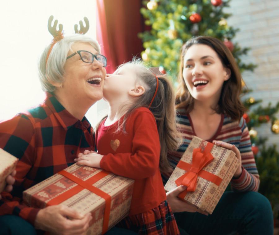 Regali di natale originali per il 2021. Regali Di Natale Per Nonni Pianetamamma It
