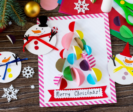 Troverete tanti lavoretti di natale fai da te da appendere all'albero, da usare. Lavoretti Di Natale Per Bambini Pianetamamma It