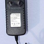 MyVolts Chargeur/Alimentation 9V compatible avec Concertmate 670 Clavier (Adaptateur Secteur) – prise française