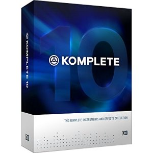 Native instruments ko10cr Komplete 10 CROSSGRADE
