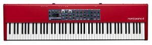 Nord Piano 488Stage Piano avec 512Mo de mémoire échantillons de bibliothèque