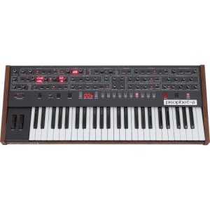 Sequencial Prophet-6