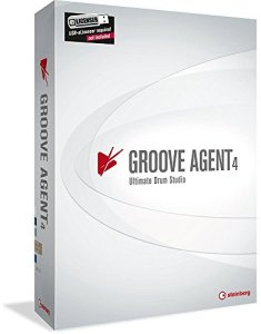 Steinberg Groove Agent 4 Batteur virtuel GB/D/F Win/Mac Beige