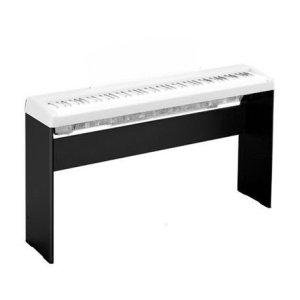 Yamaha – L85A – Support pour Piano/Clavier Numérique – Noir