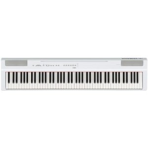 Yamaha p-125wh – Piano Digital, Blanc