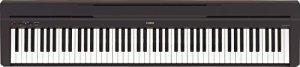 Yamaha – P45B – Piano Numérique – Noir
