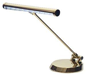 Stagg 22303Piano Lampe (einarmig Lampe, rotatif/réglable, parasol, 10x Power LED, largeur: 30cm, hauteur: 40cm, socle Diamètre: 14cm, poids: 1,5kg)