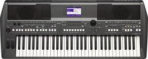 Yamaha – PSR-S670 – Clavier Arrangeur – Noir