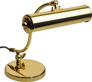Steinbach lampe de piano classique en laiton poli de qualité fabriqué en Allemagne