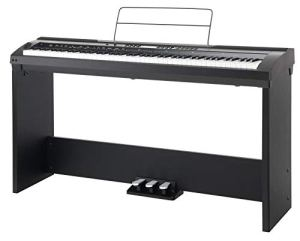 * lectri Piano Set Electrique Clavier Scène Digital Elect Digital Electric Piano Board Stage Pédales EQ/Midi USB Midi Clavier USB